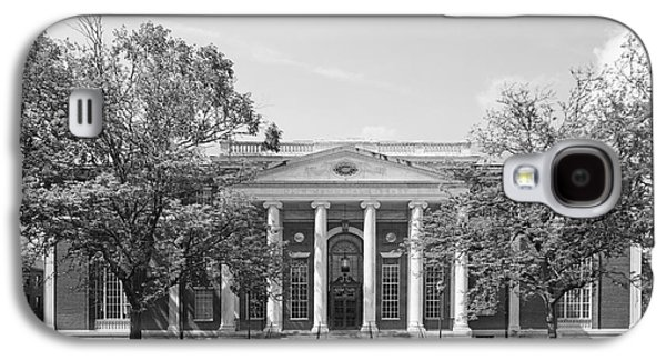 Special Occasion Photographs Galaxy S4 Cases - Wesleyan University Olin Library Galaxy S4 Case by University Icons