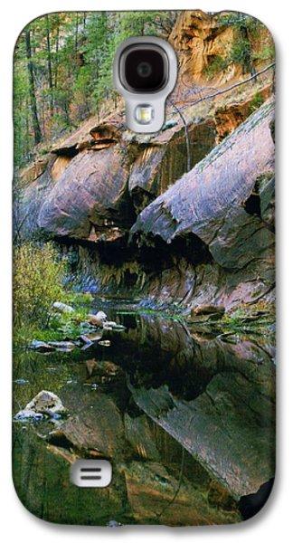 Oak Creek Galaxy S4 Cases - West Branch Oak Creek Galaxy S4 Case by Joshua House