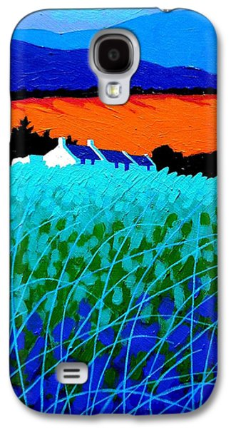 Landscape Acrylic Prints Paintings Galaxy S4 Cases - West Cork Landscape Galaxy S4 Case by John  Nolan