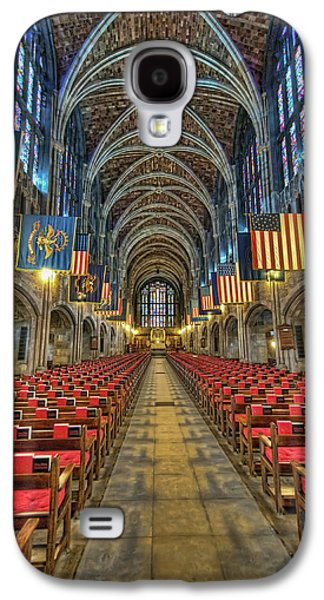 Hdr Photographs Galaxy S4 Cases - West Point Cadet Chapel Galaxy S4 Case by Dan McManus