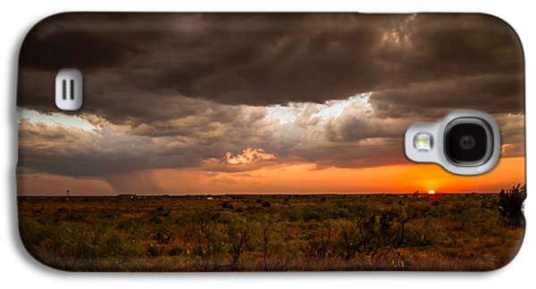 Recently Sold -  - Sun Galaxy S4 Cases - West Texas Galaxy S4 Case by Sean Ramsey