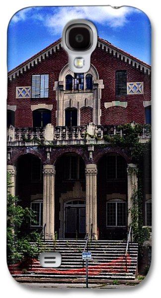 Architectur Galaxy S4 Cases - Western State Mental Facility #1 Galaxy S4 Case by Penny King-Clark