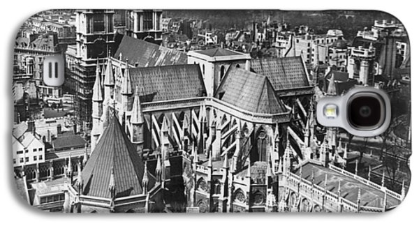 Westminster Abbey In London Galaxy S4 Case by Underwood Archives