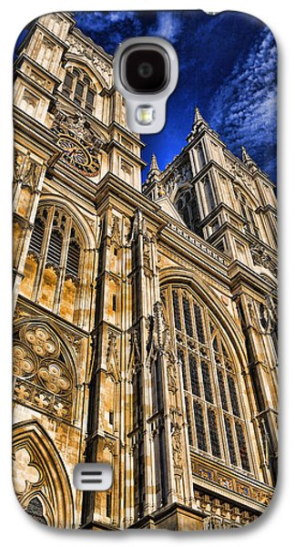 Westminster Abbey West Front Galaxy S4 Case by Stephen Stookey
