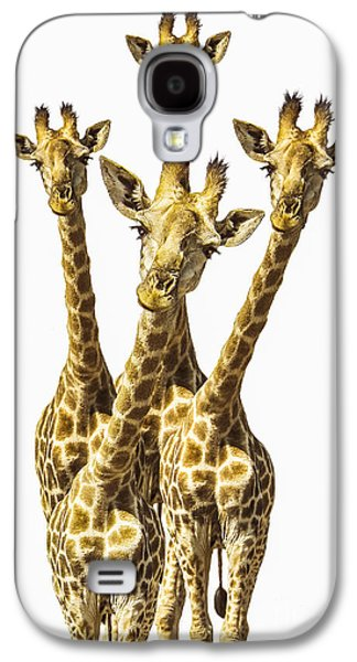 Bizarre Galaxy S4 Cases - What are YOU looking at? Galaxy S4 Case by Diane Diederich