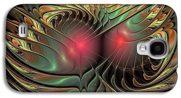Decoration Galaxy S4 Cases - What You See Galaxy S4 Case by Anastasiya Malakhova