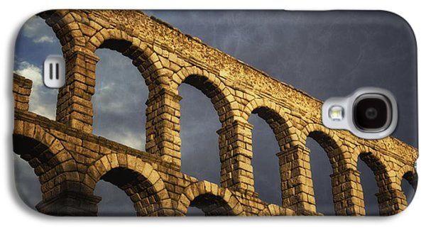 Ancient Galaxy S4 Cases - When in Segovia Galaxy S4 Case by Joan Carroll