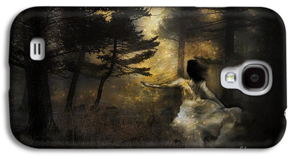 Ghost Story Galaxy S4 Cases - When The Forest Calls Galaxy S4 Case by Theresa Tahara