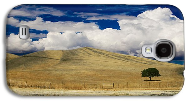 Lone Tree Galaxy S4 Cases - When You Walk My Way Galaxy S4 Case by Laurie Search