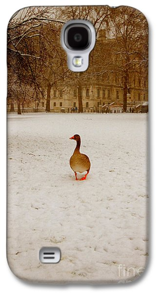 January Galaxy S4 Cases - Where is everyone Galaxy S4 Case by Jasna Buncic