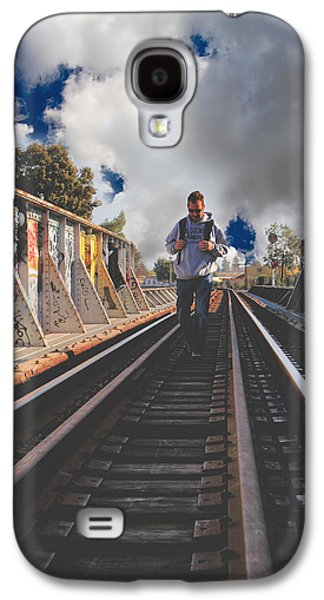 Person Galaxy S4 Cases - Where It Takes Me Galaxy S4 Case by Laurie Search