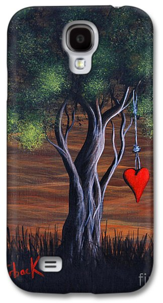 Dreamscape Galaxy S4 Cases - Where Love Grows by Shawna Erback Galaxy S4 Case by Shawna Erback