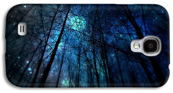 Recently Sold -  - Creepy Galaxy S4 Cases - Where the Faeries Meet Galaxy S4 Case by Micki Findlay