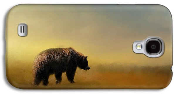 A Hot Summer Day Galaxy S4 Cases - Where The Grizzly Roams Galaxy S4 Case by Jai Johnson