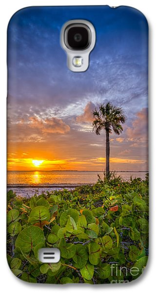 Where The Heart Is Galaxy S4 Case by Marvin Spates