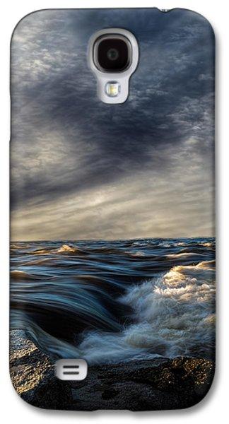 Dreamscape Galaxy S4 Cases - Where The River Kisses The Sea Galaxy S4 Case by Bob Orsillo