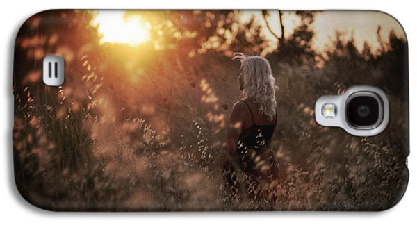 Sunset Posters Galaxy S4 Cases - Where we start Galaxy S4 Case by Taylan Soyturk