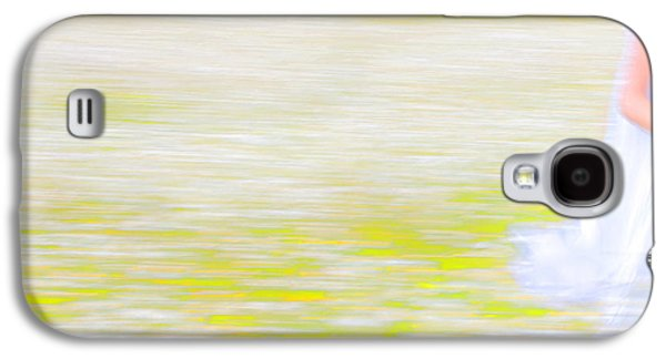 Dreamscape Galaxy S4 Cases - Wherever She Ran Galaxy S4 Case by Theresa Tahara