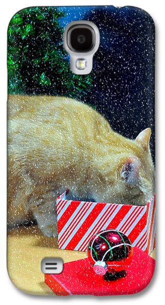 Holy Week Galaxy S4 Cases - Whiskeys Present Galaxy S4 Case by Diana Angstadt