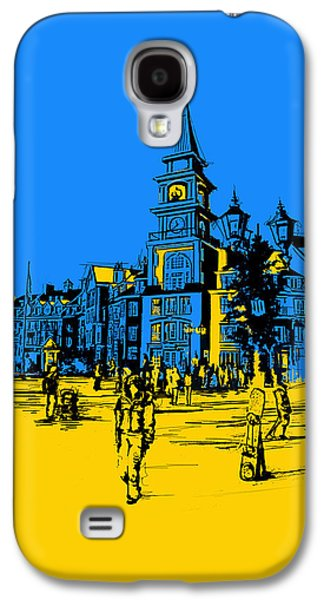 Whistler Paintings Galaxy S4 Cases - Whistler Art 002 Galaxy S4 Case by Catf