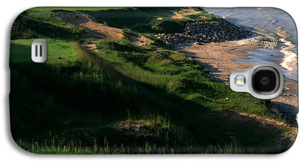 Whistling Straits 7 Galaxy S4 Case by Ken  May