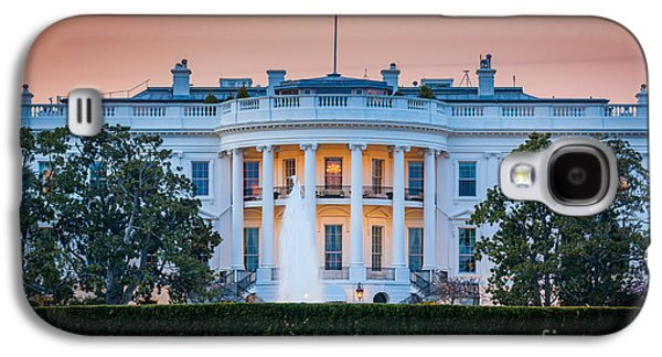 White House Galaxy S4 Case by Inge Johnsson