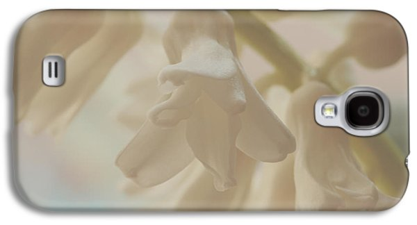 Contemplative Photographs Galaxy S4 Cases - Angelic Springtime Galaxy S4 Case by Connie Handscomb