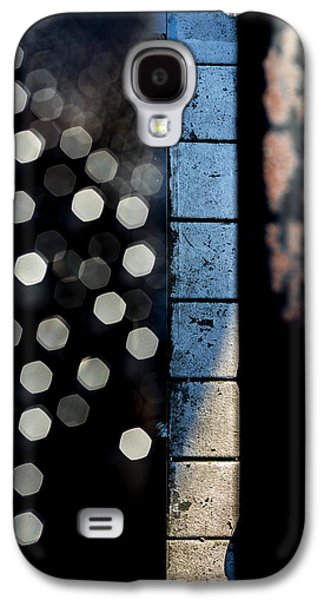 Inner Self Galaxy S4 Cases - White Sneakers On The Edge Galaxy S4 Case by Bob Orsillo