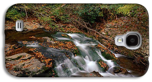 Tn Galaxy S4 Cases - White Water The Great Smoky Mountains Galaxy S4 Case by Panoramic Images