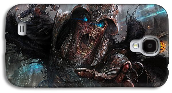 Gathering Galaxy S4 Cases - Wight of Precinct Six Galaxy S4 Case by Ryan Barger