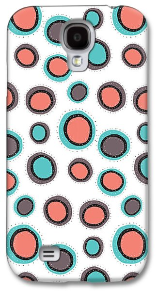 Bold Style Galaxy S4 Cases - Wild Bounce Galaxy S4 Case by Susan Claire