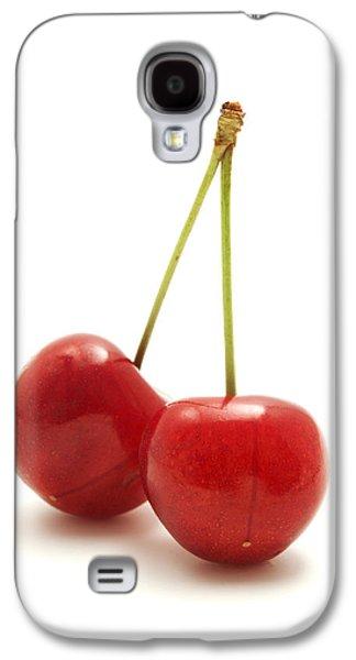Studio Photographs Galaxy S4 Cases - Wild cherry Galaxy S4 Case by Fabrizio Troiani