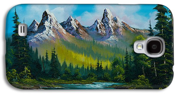 Wild Country  Galaxy S4 Case by C Steele
