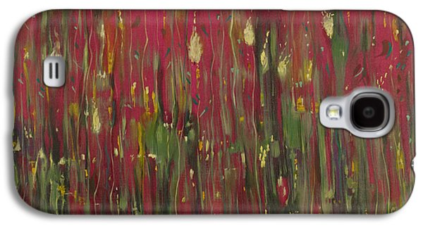 Cellphone Galaxy S4 Cases - Wild Meadow Galaxy S4 Case by Sarah Medway