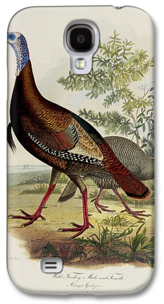 Wild Turkey Galaxy S4 Case by British Library