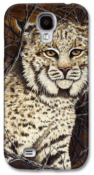 Bobcats Galaxy S4 Cases - Wildcat Galaxy S4 Case by Rick Bainbridge