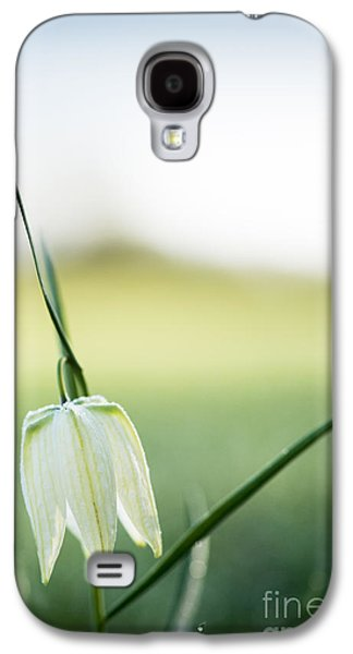 Meleagris Galaxy S4 Cases - Wildflower Fritillary Galaxy S4 Case by Tim Gainey