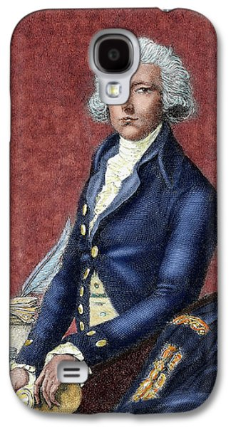 William Pitt (london 1708-hayes, 1778 Galaxy S4 Case by Prisma Archivo