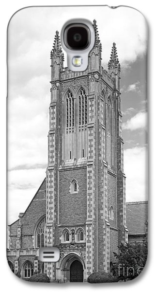 Williams Galaxy S4 Cases - Williams College Thompson Memorial Chapel Galaxy S4 Case by University Icons