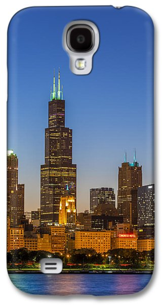 Willis Tower Galaxy S4 Case by Sebastian Musial