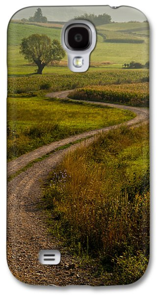Field Galaxy S4 Cases - Willow Galaxy S4 Case by Davorin Mance