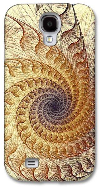 Winding Galaxy S4 Case by Anastasiya Malakhova