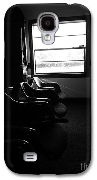 Window Pastels Galaxy S4 Cases - Window seats Galaxy S4 Case by WaLdEmAr BoRrErO