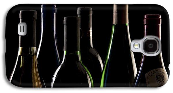 Vino Photographs Galaxy S4 Cases - Wine Bottles Galaxy S4 Case by Tom Mc Nemar
