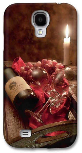 Wine By Candle Light I Galaxy S4 Case by Tom Mc Nemar