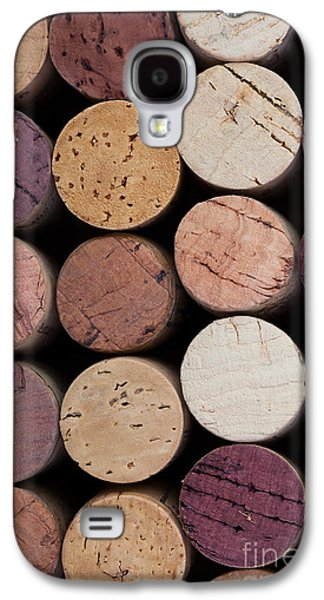 Alcohol Photographs Galaxy S4 Cases - Wine corks 1 Galaxy S4 Case by Jane Rix