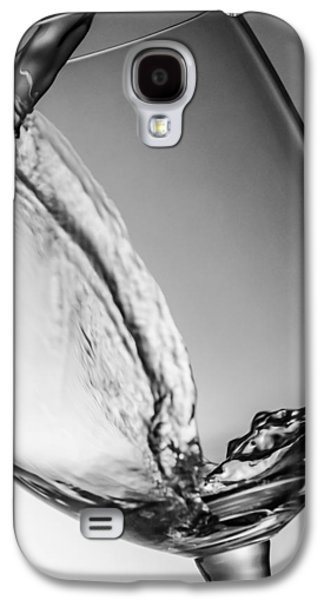 Nature Ceramics Galaxy S4 Cases - Wine glass Galaxy S4 Case by Sirapol Siricharattakul