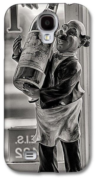 Wine Holder Galaxy S4 Cases - Wine Holder 2 Galaxy S4 Case by John Hoey