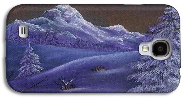 Winter Night Galaxy S4 Case by Anastasiya Malakhova