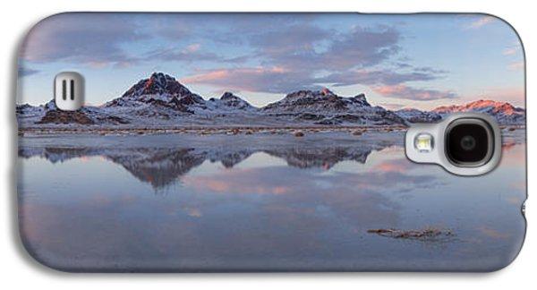 Inspiring Galaxy S4 Cases - Winter Salt Flats Galaxy S4 Case by Chad Dutson